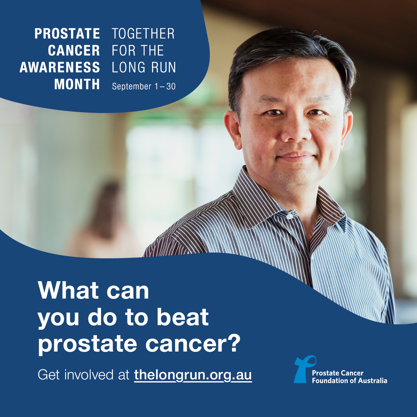 PCAM Social Post - Beat Prostate Cancer